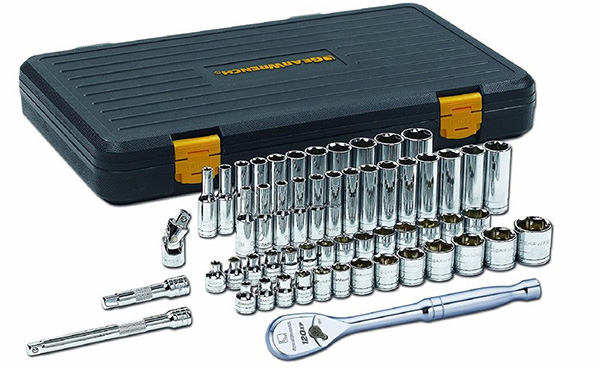 Gearwrench 80550P Mechanics Tool Set