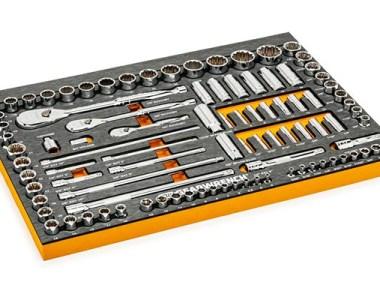 Geawrench Mechanics Tool Set in Foam Tray Hero