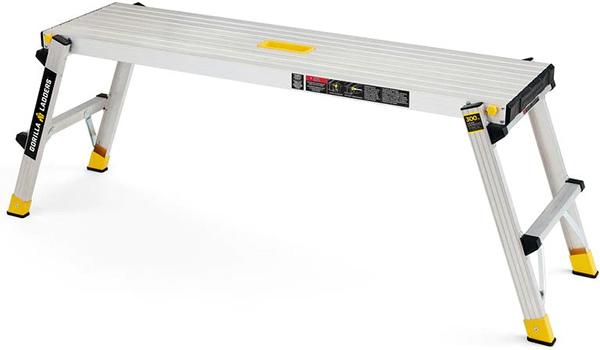 Gorilla Ladders Work Platform