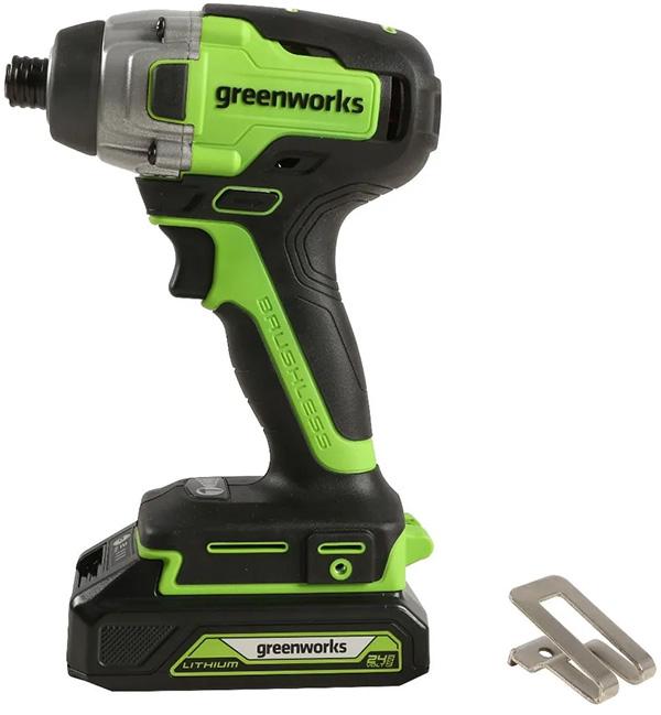 Greenworks 24V Max Cordless Impact Driver