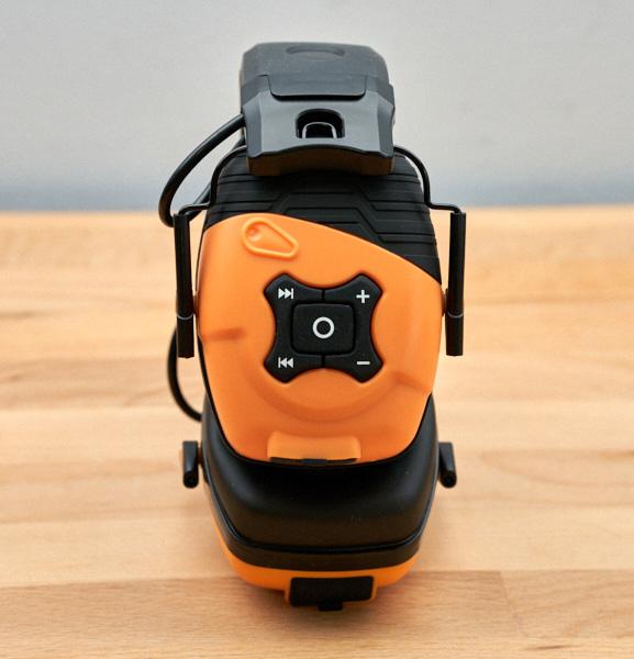 Isotunes Link Earmuffs Bluetooth Controls