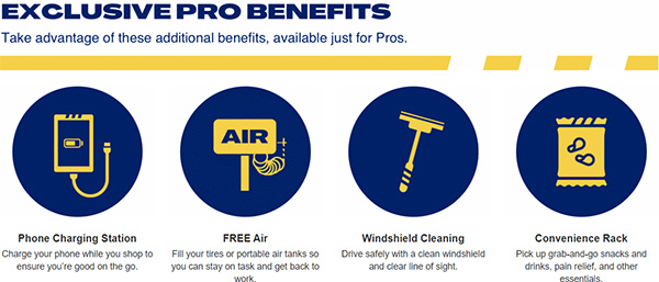 Lowes Pro Zone April 2021 Customer Benefits
