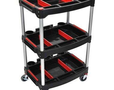 Luxor Mechanics Tool Cart