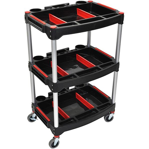 Luxor Mechanics Tool Cart