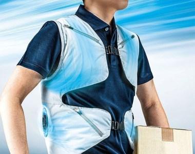 Makita FV214DZ Cordless Fan Vest