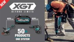 Makita XGT Product Lineup 2021