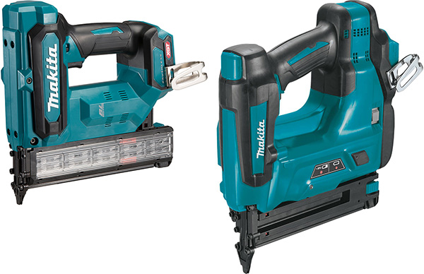 Makita XGT vs 18V Cordless Brad Nailer Comparison
