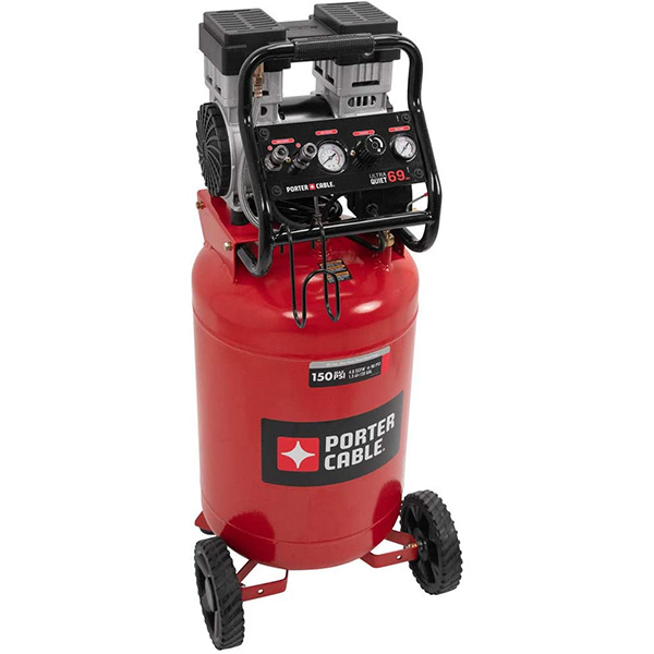 Porter Cable Quiet Air Compressor PXCMSAC420VW