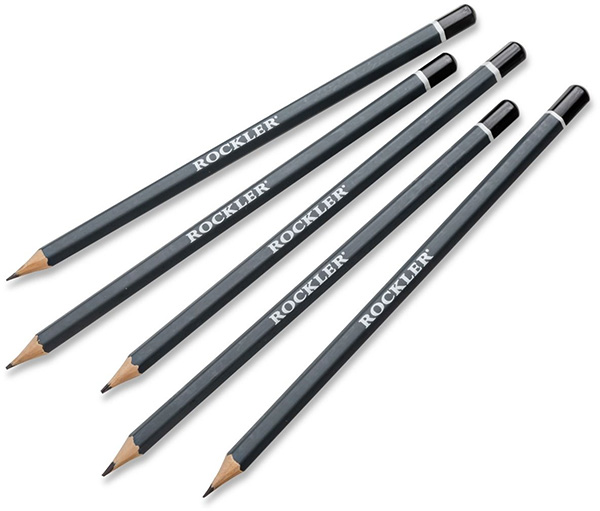 Rockler HB Shop Pencil