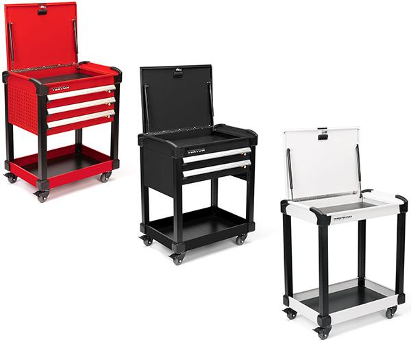 Tekton Tool Carts