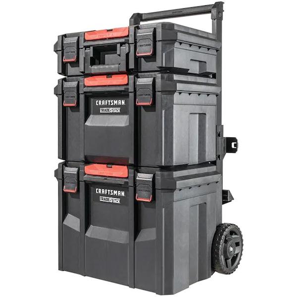 Craftsman TradeStack Modular Tool Box Tower