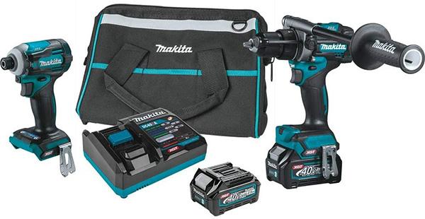 Makita XGT Cordless Hammer Drill and Impact Driver Combo Kit