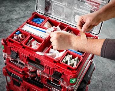 Milwaukee Packout First Aid Kits