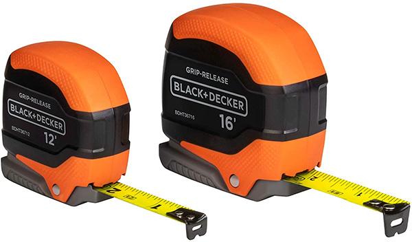 Black Decker Beyond Tape Measures