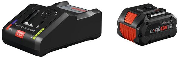 Bosch 18V CORE18V Starter Kit
