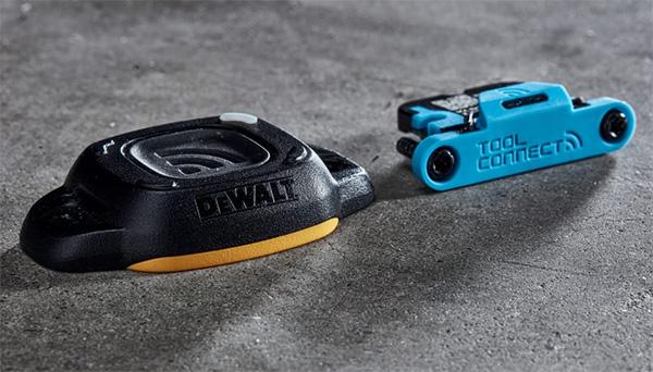 Dewalt DCE042 Tool Connect Tag vs Chip Size