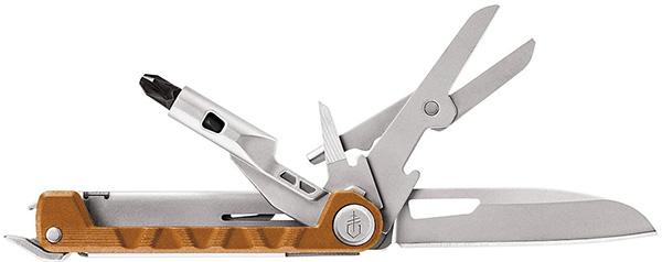 Gerber Armbar Multi-Tool with Orange Handle