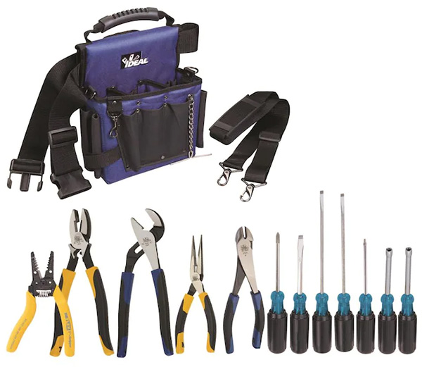 Ideal Electricians Tool Kit at Lowes