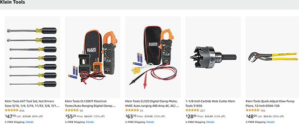 Klein Tool Deals 6-4-2021