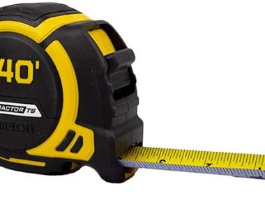Komelon Contractor TS Tape Measure 40-Foot