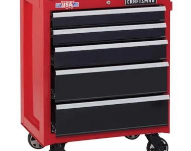 Craftsman 5-Drawer Tool Cabinet