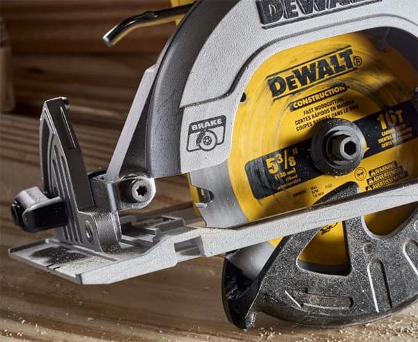 Dewalt DCS512B 12V Xtreme Circular Saw Shoe