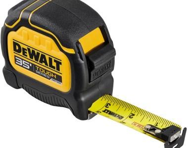 Dewalt Tough Series Tape Measure 35-foot DWHT36935S
