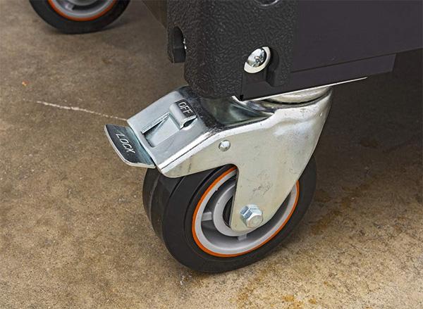 Gearwrench GSX 4-Drawer Tool Cart 83168 Locking Caster