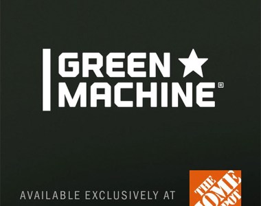Green Machine Cordless Outdoor Power Equipment at Home Depot Exclusive