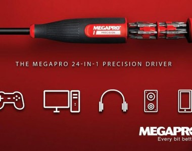 MEGAPRO Precision Screwdriver 24-in-1