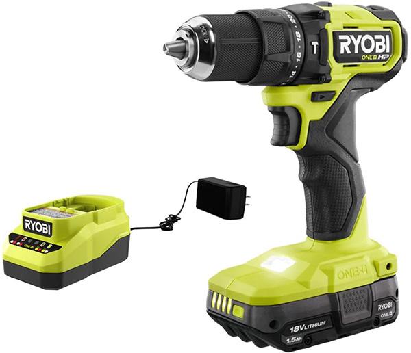 Ryobi 18V One+ HP Brushless Hammer Drill