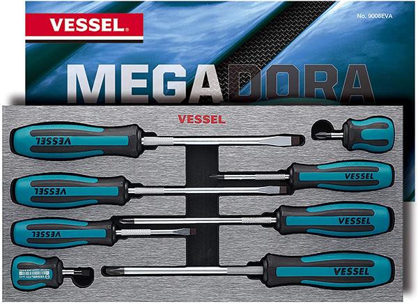 Vessel Megadora Screwdriver Set