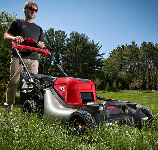 Milwaukee M18 Fuel Cordless Mower