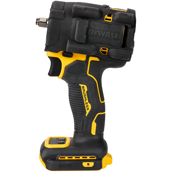 Dewalt DCF923B Atomic Impact Wrench with Rubber Boot