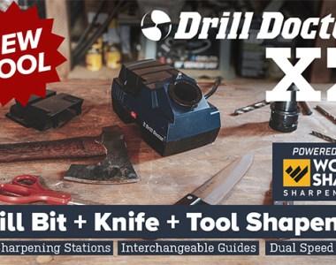 Drill Doctor X2 Sharpener