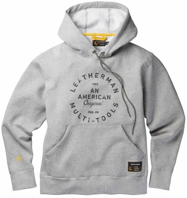 Leatherman Sweatshirt Made in USA