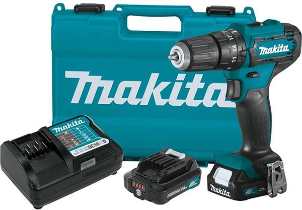 Makita PH06R1 12V Hammer Drill Kit