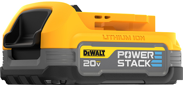 Dewalt PowerStack Cordless Power Tool Battery