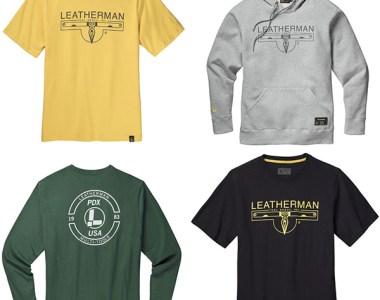 Leatherman Fall Collection USA Apparel