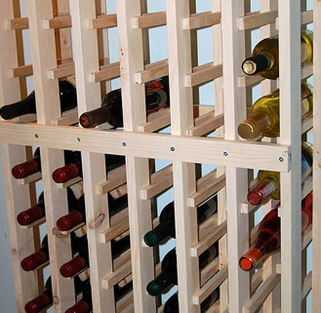 wine rack making plans