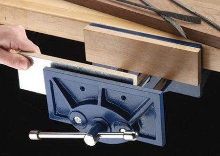 Magnetic Jaw Pads For Woodworking Bench Vises | Toolmonger