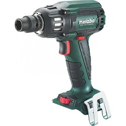 Metabo SSW18 LTX 400 BL High Torque Impact Wrench Body Only (602205890)