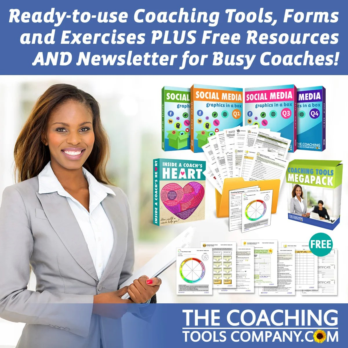 Coaching Tools Forms Templates Amp Exercises
