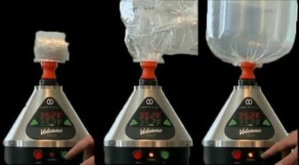 Volcano Vapor Quality