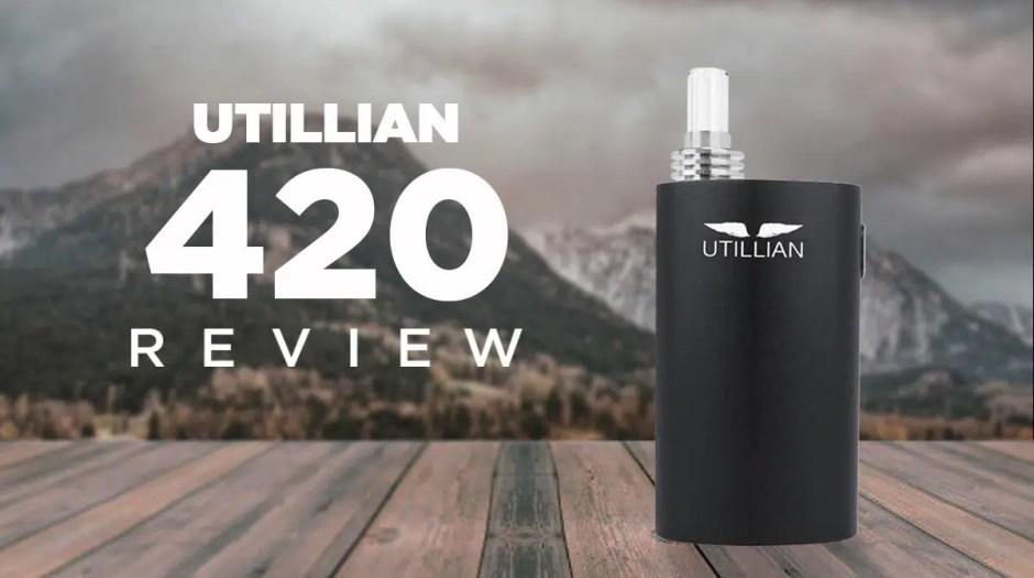 Utillian 420 Review