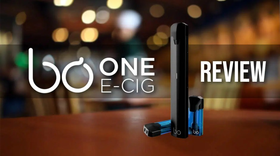 Bo One E-Cig Review