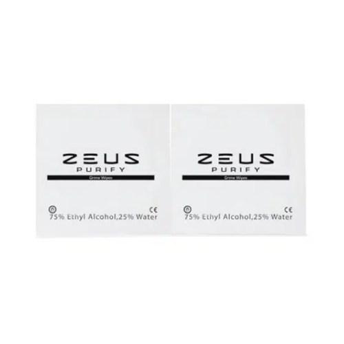 Zeus Purify Grime Wipes