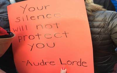 An Open Letter to Mary Daly by Audre Lorde