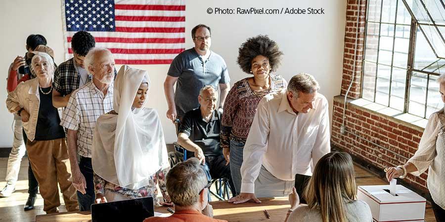 Diverse Nation Votes