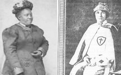 Three Female Quaker Ministers Named Douglass and One Named Truth